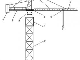塔式起重机电气控制线路