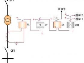 变压器过电流保护
