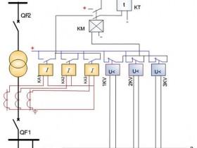 低电压启动的过电流保护