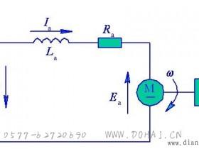 直流伺服电动机的特性分析