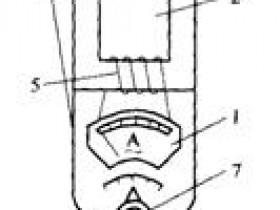 钳形电流表的原理
