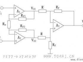 传感器前级信号处理