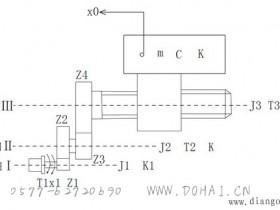 机械传动系统数学模型的建立