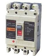 CXM1系列塑料外壳式断路器
