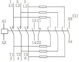 CJ19系列切换电容器接触器的主要技术数据