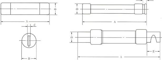 RO19  RO20系列熔断器的安装示意