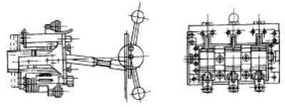 刀开关和隔离器的外型