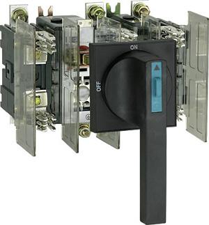HH15系列隔离开关熔断器组