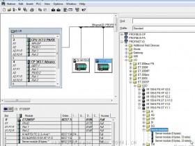 ET200SP GSD文件组态时需要怎样选择服务器模块?